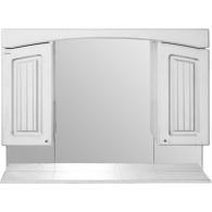 Зеркало-шкаф Mixline Крит 105 серебро 533128