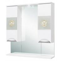 Зеркало-шкаф Onika Флорена 105.02 белый 210502