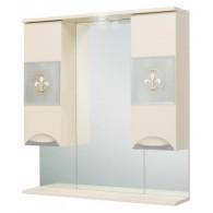 Зеркало-шкаф Onika Флорена 105.02 крем 210503