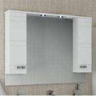 Зеркало-шкаф Runo Турин 105 2106