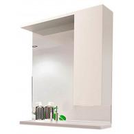 Зеркало-шкаф 1MarKa Кода 80 белый