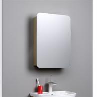 Зеркало-шкаф Aqwella Вега 55 дуб сонома Veg.04.05