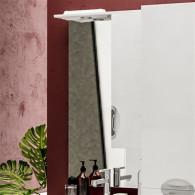 Зеркало-шкаф ValenHouse Ривьера 60 хром R60_ЗБХ