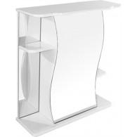 Зеркало-шкаф Mixline Венеция 60 белое 77001136