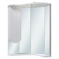 Зеркало-шкаф Runo Бис 40 L угловое