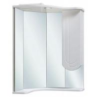 Зеркало-шкаф Runo Бис 40 R угловое