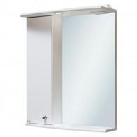 Зеркало-шкаф Runo Ирис 55 L