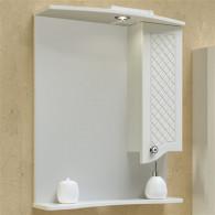 Зеркало-шкаф Runo Милано 65 R 2097