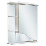 Зеркало-шкаф Runo Римма 60