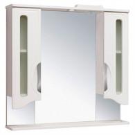 Зеркало-шкаф Runo Толедо 85