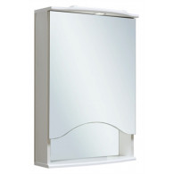 Зеркало-шкаф Runo Фортуна 50