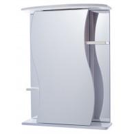 Зеркало-шкаф Vigo Alessandro 3-55 белый №11-550