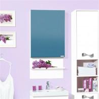 Зеркало-шкаф Бриклаер Аргентина 50 белый