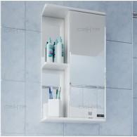 Зеркало-шкаф СанТа Ника 40 фацет R 101081