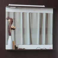 Зеркало Sanflor Толедо 85 венге, северное дерево светлое