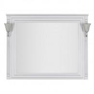 Зеркало Aquanet Паола 120 белое (181768)