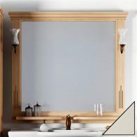 Зеркало Opadiris Риспекто 100 слоновая кость