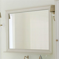 Зеркало для ванной Акватон Беатриче 105 слоновая кость 1A187302BEM60