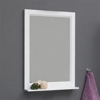 Зеркало Aquanet Денвер 65 белый глянец (199212)