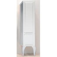 Пенал-шкаф Aqwella 5 stars LaDonna белый LAD0504W