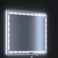 Зеркало De Aqua Тренд 8075 TRN 403 080