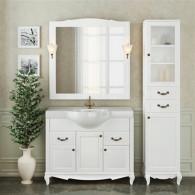 Мебель для ванной DiHome Сильвия 105 белая