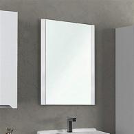 Зеркало Dreja.Eco Uni 65 белое 99.9004