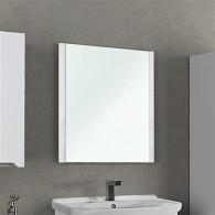 Зеркало Dreja.Eco Uni 85 белое 99.9006