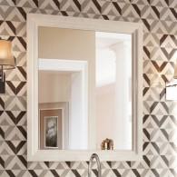 Зеркало Kerama Marazzi Pompei 60 белое PO.mi.60\WHT