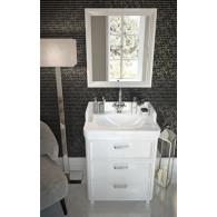 Мебель для ванной Kerama Marazzi Pompei 60 белая, с 3 ящиками