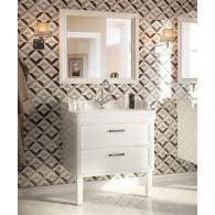 Мебель для ванной Kerama Marazzi Pompei 80 белая