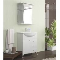 Мебель для ванной Mixline Венеция 60 белая