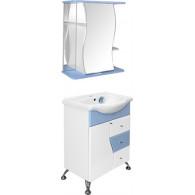 Мебель для ванной Mixline Венеция 60 голубая