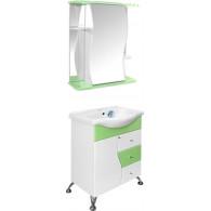 Мебель для ванной Mixline Венеция 60 зеленая