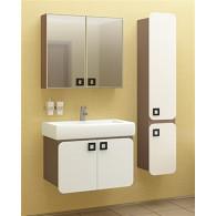 Мебель для ванной Mixline Мальта 80 капучино