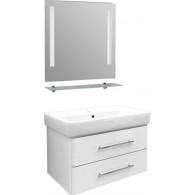 Мебель для ванной Mixline Ницца 80 белая