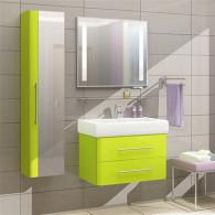 Мебель для ванной Mixline Ницца 80 лайм
