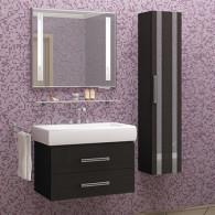 Мебель для ванной Mixline Палермо 80 венге