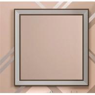 Зеркало Opadiris Карат 80 серебряная патина