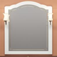 Зеркало Opadiris Лоренцо 100 белое