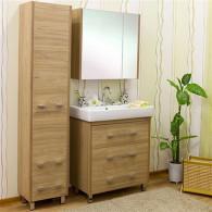 Мебель для ванной Sanflor Ларго 80 вяз
