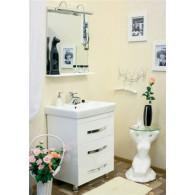 Мебель для ванной Sanflor Одри 80/2 напольная