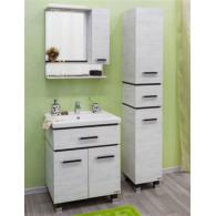 Мебель для ванной Sanflor Техас 70 венге, северное дерево светлое