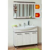 Мебель для ванной Sanflor Толедо 105 венге, орегон