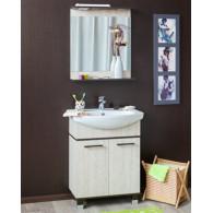 Мебель для ванной Sanflor Толедо 75 венге, орегон
