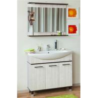 Мебель для ванной Sanflor Толедо 85 венге, орегон