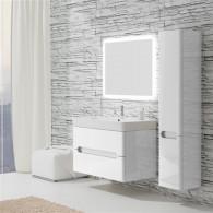Мебель для ванной Sanvit Форма 90 белый глянец