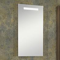 Зеркало для ванной Акватон Йорк 50 со светильником 1A173002YO010