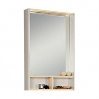 Зеркало для ванной Акватон Йорк 55 белый/ясень фабрик 1A173202YOAV0