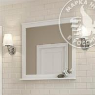 Зеркало для ванной Акватон Леон 65 дуб белый 1A187102LBPS0